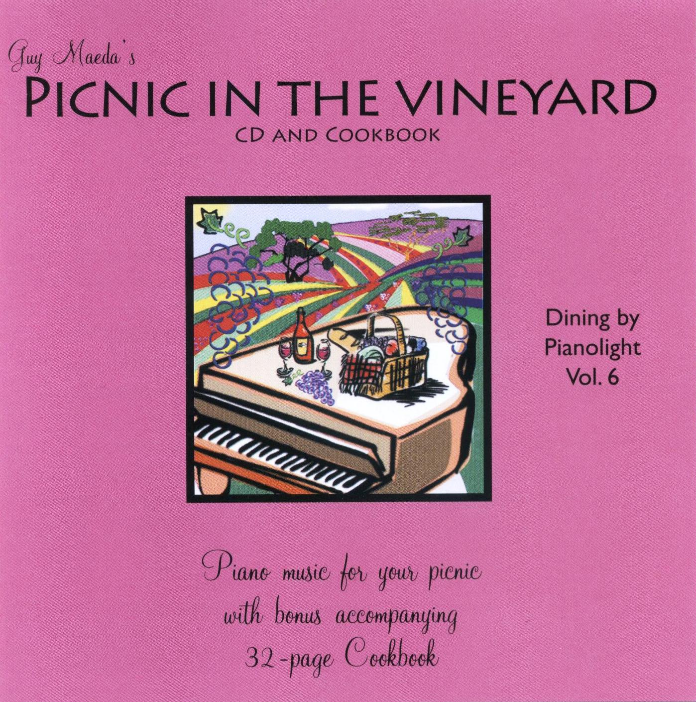Picnic In The Vineyard